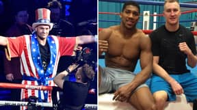 Tyson Fury's Opponent Otto Wallin Hits Back At Anthony Joshua And Says He's 'On This Level' Ahead Of Fight