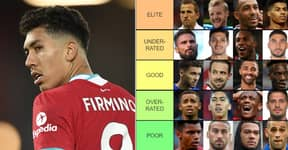 Premier League Strikers Ranked From 'GOAT' To 'Not A Footballer'