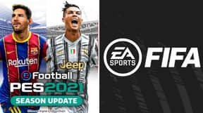 Konami Secure Another Massive Exclusive PES Deal In Major Blow To EA Sports And FIFA
