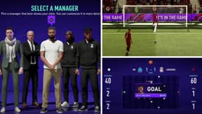 FIFA 21 Career Mode Official Gameplay Has Dropped And It Looks The Real Deal