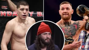 Jorge Masvidal Says He's Fighting Nick Diaz Next Then Conor McGregor