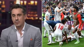 Gary Neville Reveals His Surprise England Player of the Tournament