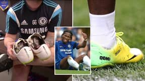 Didier Drogba's Pre-Match Superstition Involved Stuffing Boots With L'Equipe Newspaper