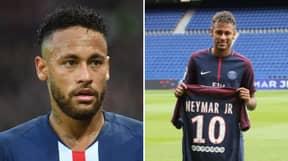 Neymar Responds To Nike Allegations Over Their Split