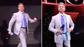 Vince McMahon Receives Spine-Tingling Ovation From Returning WWE Fans, Shouts 'Where The Hell Have You Been?'