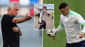 Jose Mourinho Urges Arsenal Midfielder Granit Xhaka To Get COVID-19 Jab In Social Media Post