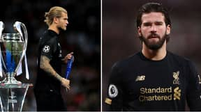 Loris Karius Wants To Challenge Alisson For Liverpool Number Number 1 Shirt