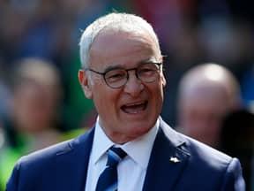 Claudio Ranieri Reveals His Target For Next Season