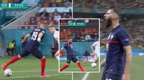 Karim Benzema Turns Things Around In Just Four Minutes For France