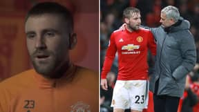 """Luke Shaw Finally Opens Up On """"Very Hard Time"""" Under Jose Mourinho At Manchester United"""