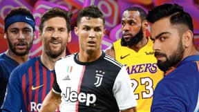 Cristiano Ronaldo Can Charge Up To £784,000 Per Instagram Post