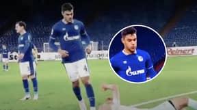 Liverpool New Boy Ozan Kabak Spat At An Opponent This Season