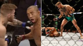 When Conor McGregor Knocked Out Jose Aldo In 13 Seconds