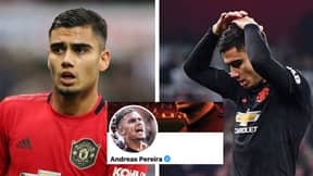 Andreas Pereira Hits Back At Abuse From Manchester United Fans On Twitter