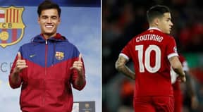 Arsenal Favourites To Sign Philippe Coutinho For Just £9 Million