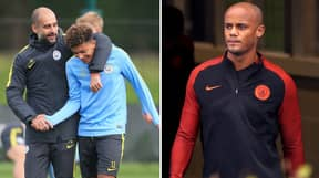 Jadon Sancho Was Told 'Don't Do That Again' By Vincent Kompany In Manchester City Training