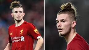 Liverpool Youngster Harvey Elliott Reveals Promise He Made About His Haircut