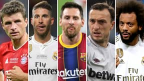 The 30 Most 'Loyal Players' In Football's Top 10 Leagues Have Been Revealed