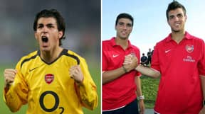 Cesc Fabregas Posts Heart-Rending Tribute To Late Jose Antonio Reyes