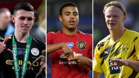 The Top 10 Wonderkids In World Football Right Now Have Been Ranked