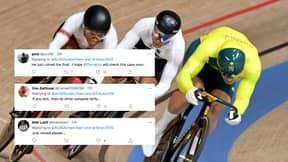 Aussie Olympian Matthew Glaetzer Cops Vile Online Abuse From Malaysian Cycling Fans