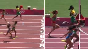 Olympic 100m Bronze Medalists Misses Out On 200m Semi-Final After Slowing Down