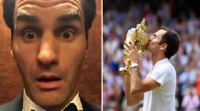Remembering When Roger Federer Got Absolutely Trousered After Winning Wimbledon