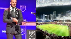 David Beckham Has Already Identified Who He Wants To Manage Miami MLS Team