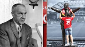Bill Shankly's Grandson Wants Liverpool Legend's Statue To Be Removed