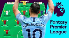 53.7% Of Fantasy Footballers Are Currently Fuming After Sergio Aguero Left Out Of Squad