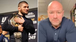 Dana White Reveals Khabib Nurmagomedov's Last Fight Could Be One Of Two Huge Names