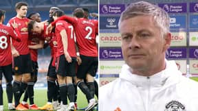 Ole Gunnar Solskjaer Claims Manchester United Were 'Set Up To Fail' In Extraordinary Post-Match Interview