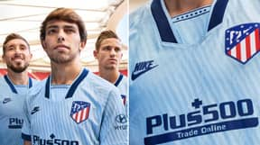 Atletico Madrid Officially Release New Third Kit And It's Thing Of Beauty