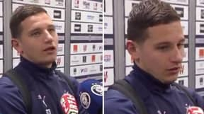 Florian Thauvin Gives The Most Brutally Honest Post-Match Interview Of All Time