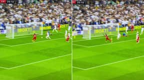 Sadio Mane Misses Big Chance For Liverpool Against Leeds United