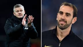 Manchester United Eye Move For Diego Godin With Defender Expected To Leave Inter