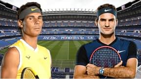 Real Madrid Plan To Stage Rafael Nadal Vs. Roger Federer At Bernabeu