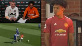 Meet Shola Shoretire - Manchester United's 17-Year-Old Sensation Destined For The Top