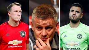 Phil Jones And Sergio Romero Left Out Of Manchester United's 25 Man Premier League Squad