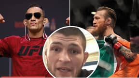 Khabib Nurmagomedov Reveals When He'll Be Back, Sends Fierce Message To McGregor And Ferguson