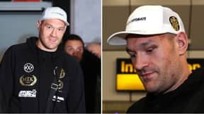 Tyson Fury Is 'Not Boxer's Real Name' And He Only Changed It To Sound 'Harder'