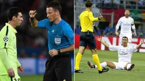 Mark Clattenburg Reveals Lionel Messi Forced Him To Change His Refereeing Approach