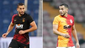 Galatasaray's Omar Elabdellaoui Could Be Blinded After Firework Exploded In His Hand