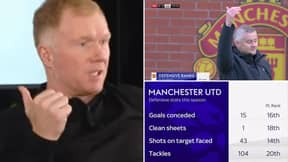 Paul Scholes Insisted Chelsea's Defence Is Worse Than Man Utd's, He's Looks Incredibly Silly Today