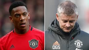 Anthony Martial Is 'Bang Average' And There Would NOT Be 'Many Tears' If He Left Manchester United