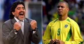 Ronaldo Explains Why 'Legend' Diego Maradona Always Wore Two Watches