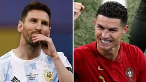 Lionel Messi vs Cristiano Ronaldo: New Study Reveals Who Twitter Users Crowned As The GOAT
