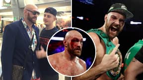 Tyson Fury Got 40 Stitches And Then Went To The 'Casino, Won Five Grand, Had A Few Beers'
