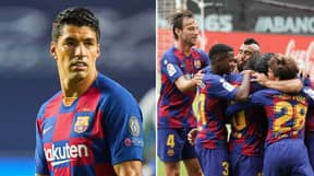 Barcelona Make Selling Luis Suarez 'One Of Two' Transfer Priorities
