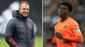 Bayern Munich Make Shock Approach For Reading Player Omar Richards